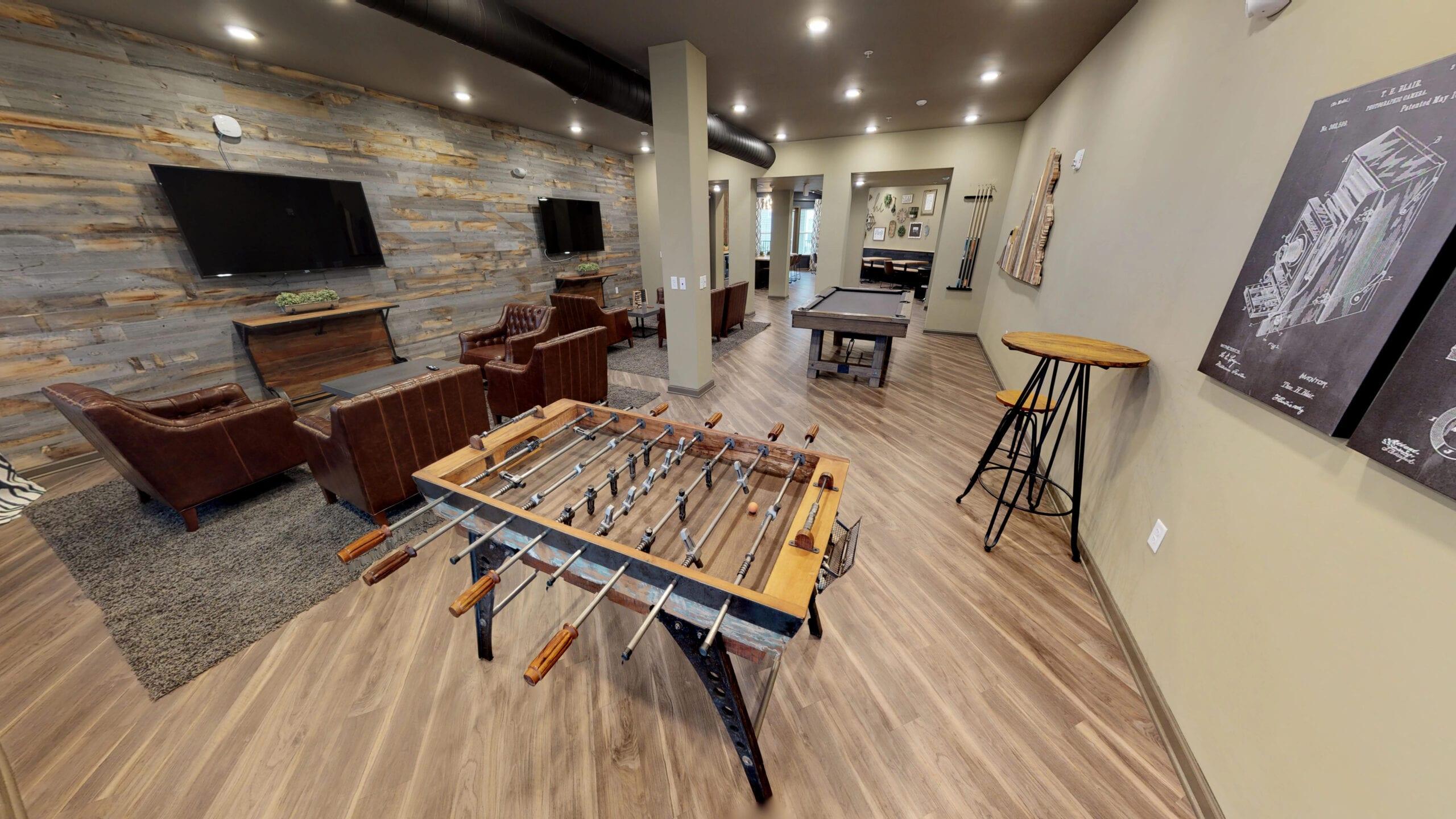 Community Entertainment Lounge